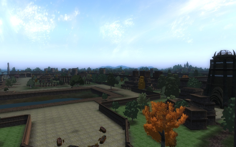 Silgrad City Upper Chambers LOD