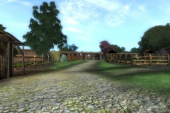 Silgrad City Pathway